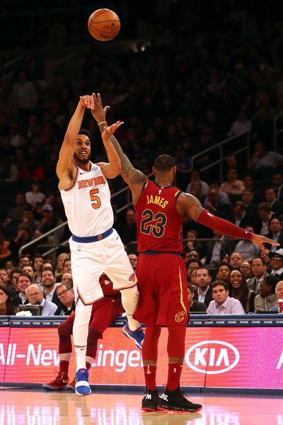 Cleveland Cavaliers v New York Knicks []
