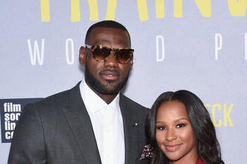 LeBron James 'Trainwreck' New York Premiere