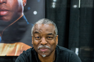 LeVar Burton 'Star Trek: Mission' New York - Day 3