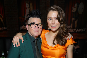 """Lea DeLaria Premiere Of Hulu's """"Reprisal"""" Season One - After Party"""