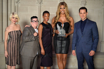 Lea DeLaria Samira Wiley US Entertainment Best Pics of the Day
