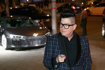 Lea DeLaria The Weinstein Company & Netflix's SAG 2017 After Party Presented by Audi