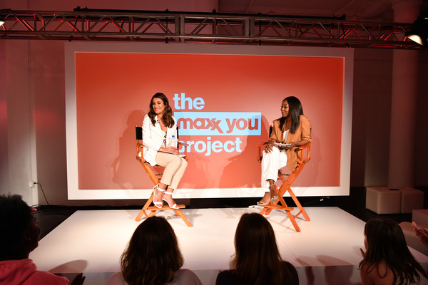 Lea Michele Headlines T.J.Maxx's 'The Changing Room' Pop-up Event - 1 of 5