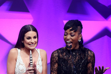Lea Michele 27th Annual GLAAD Media Awards - Show