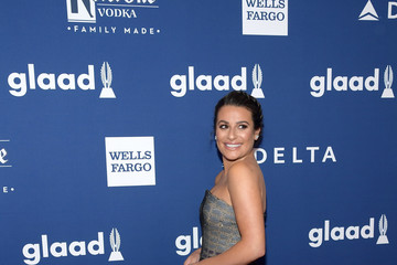 Lea Michele Ketel One Family-Made Vodka, Stands As A Proud Partner For The 29th Annual GLAAD Media Awards New York