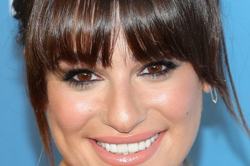Lea Michele 2015 FOX Programming Presentation - Red Carpet