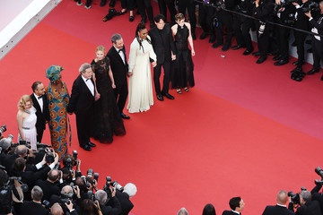 Lea Seydoux Ava DuVernay Opening Ceremony - The 71st Annual Cannes Film Festival