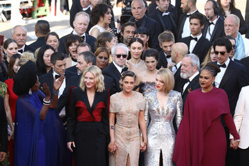 Lea Seydoux Ava DuVernay Instant View - The 71st Annual Cannes Film Festival