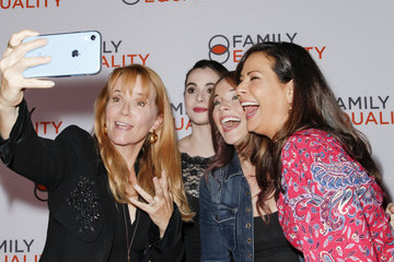 Lea Thompson Constance Marie Family Equality Los Angeles Impact Awards 2019