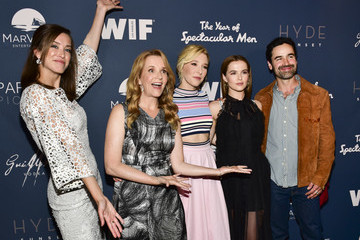 Lea Thompson Zoey Deutch Premiere Of MarVista Entertainment's 'The Year Of Spectacular Men' - Arrivals