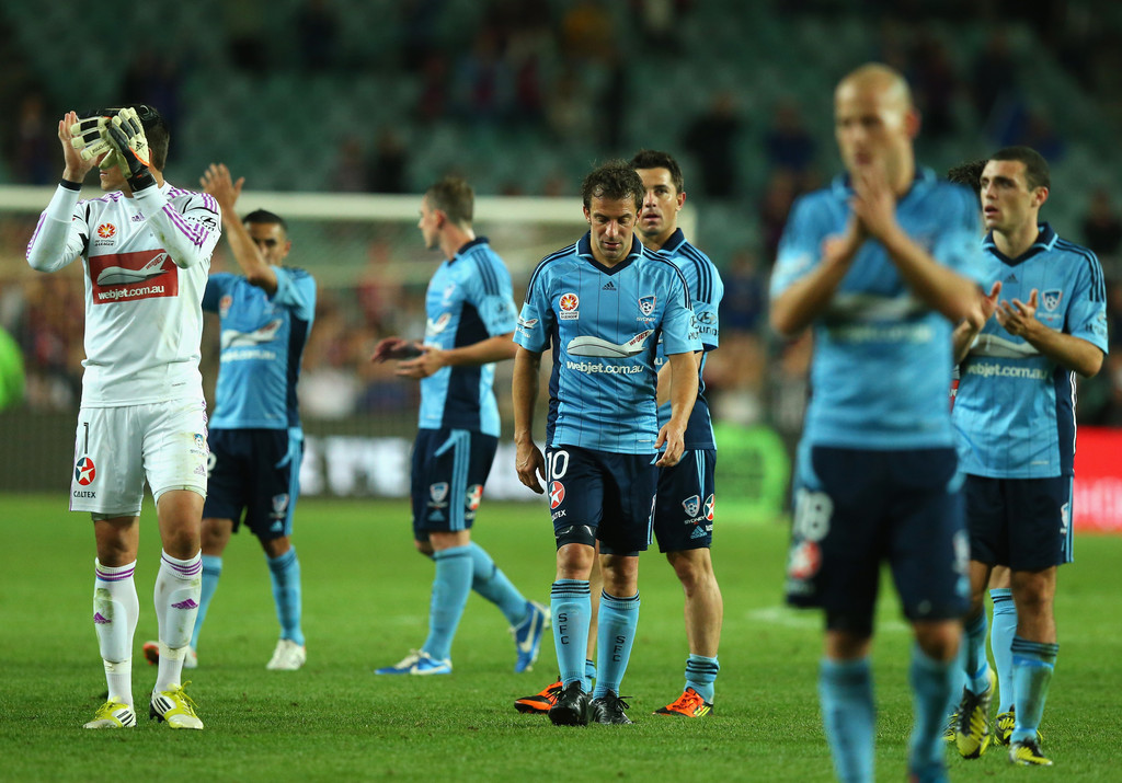 sydney fc a league - photo#18
