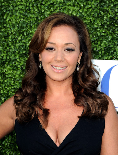 Actress Leah Remini arrives at the CBS, Showtime and CW TCA Summer Party at ...