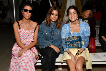 Leandra Medine Creatures of the Wind - Front Row - September 2017 - New York Fashion Week: The Shows