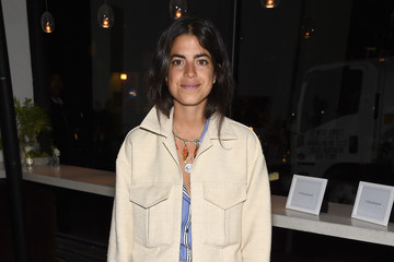 Leandra Medine Tiffany & Co. Celebrates The 2015 Blue Book Collection