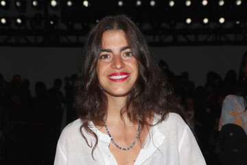 Leandra Medine Bosideng - Front Row - September 2018 - New York Fashion Week: The Shows