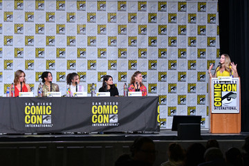 Leanne Aguilera Comic-Con International 2018 - SYFY WIRE Hosts The Great Debate