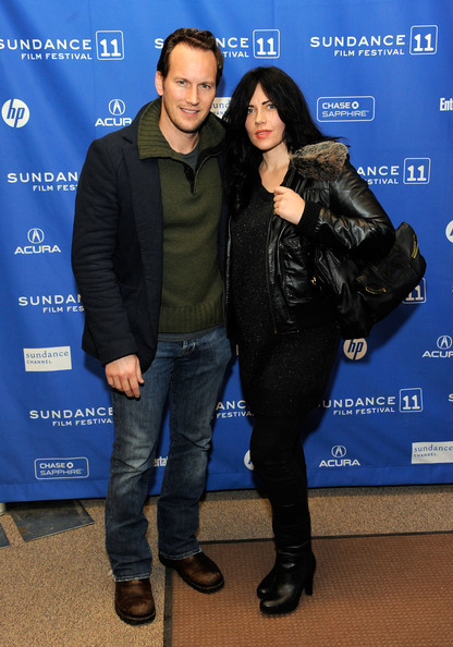 "Actor Patrick Wilson, and Dae Dhemara Domindzyk attends ""The Ledge"" Premiere at the Eccles Center Theatre during the 2011 Sundance Film Festival on January 21, 2011 in Park City, Utah."