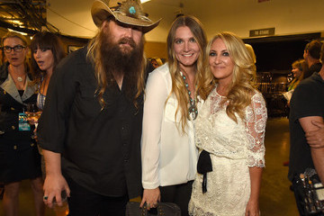 Lee Ann Womack 2015 CMT Music Awards - Backstage & Audience