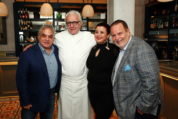 Lee Brian Schrager Food Network & Cooking Channel New York City Wine & Food Festival Presented By Capital One - Benoit 10th Anniversary Dinner With Alain Ducasse And Laetitia Rouabah Part Of the Bank of America Dinner Series Presented By The Wall Street Journal