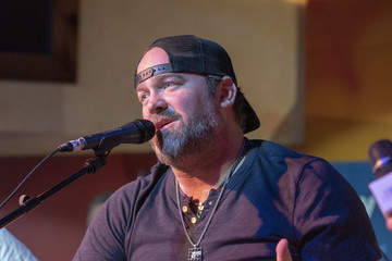 Lee Brice SiriusXM's The Music Row Happy Hour Live On The Highway From Margaritaville in Nashville - Day 2