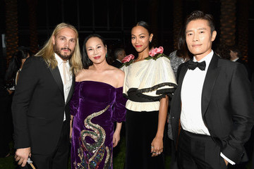 Lee Byung-Hun 2017 LACMA Art + Film Gala Honoring Mark Bradford and George Lucas Presented by Gucci - Inside