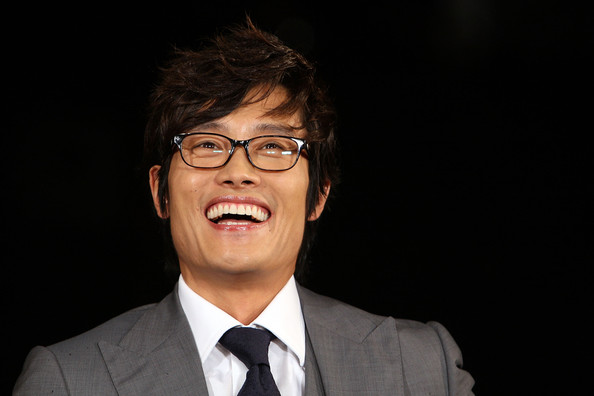 Image result for lee byung hun smile