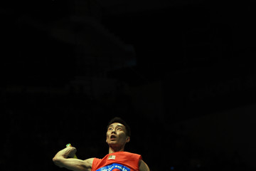 Lee Chong Wei BWF World Super Series Badminton Malaysia Open - Day Three