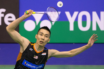 Lee Chong Wei Hong Kong Open Badminton Tournament