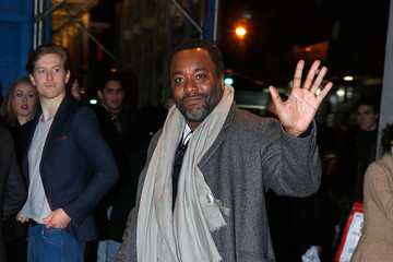 Lee Daniels Celebs Attend an 'Oz' Screening in NYC
