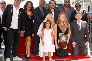 Lee Daniels Mariah Carey Honored With Star on the Hollywood Walk of Fame