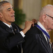 Lee Hamilton President Obama Presents the Presidential Medal of Freedom Awards