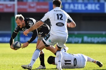 Lee Jones Montpellier v Glasgow Warriors -  Champions Cup