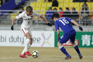 Lee Jong-Sung Suwon Samsung Bluewings v Kashima Antlers - AFC Champions League Group H
