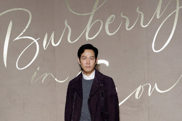 Lee Jung-jae Burberry Seoul Flagship Store Opening Event