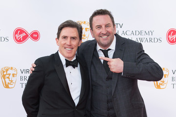 Lee Mack Virgin TV BAFTA Television Awards - Red Carpet ARrivals