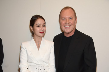Lee Min-Jung Michael Kors Collection Fall 2018 Runway Show - Backstage