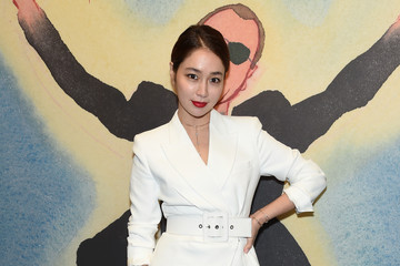 Lee Min-Jung Michael Kors Collection Fall 2018 Runway Show - Front Row