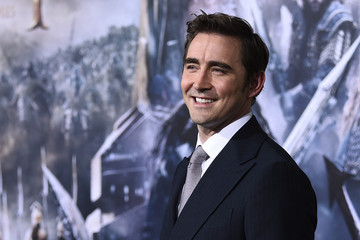 Lee Pace 'The Hobbit: The Battle of the Five Armies' Premieres in Hollywood