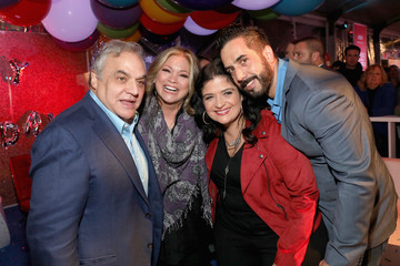Lee Schrager Food Network 25th Birthday Party Celebration At 11th Annual New York City Wine & Food Festival