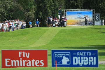 Lee Westwood Italian Open - Day One