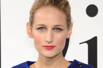 Leelee Sobieski Christian Dior Cruise 2015 Show In New York City