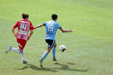 Leena Khamis W-League Rd 11 - Sydney v Melbourne City
