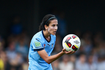 Leena Khamis W-League Rd 13 - Sydney v Newcastle