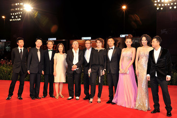 Huang Bo Legend Of The Fist: The Return Of Chen Zhen - Premiere