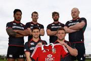 Ben Youngs and Dan Cole Photos Photo