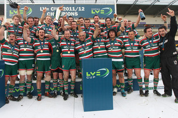 Leicester Tigers Celebrations Leicester Tigers v Northampton Saints - LV= Cup Final