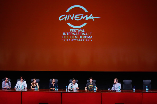 'We are young. We are strong. Press Conference'- The 9th Rome Film Festival