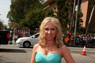 Leigh-Allyn Baker Nickelodeon's 27th Annual Kids' Choice Awards - Red Carpet