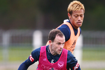 Leigh Broxham Melbourne Victory Training Session