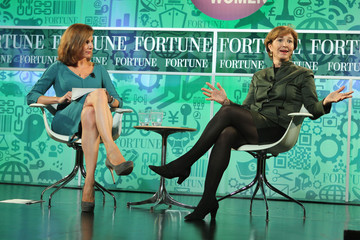 Leigh Gallagher FORTUNE Most Powerful Women Summit: Day 3